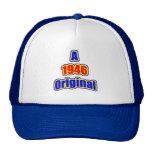 1946 Original Bl Red Cap