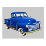 1947 Chevrolet Thriftmaster Antique Pickup Truck Post Card