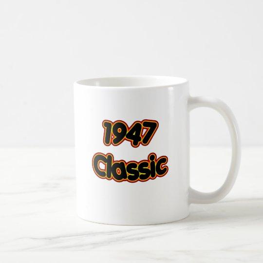 1947 Classic Coffee Mug