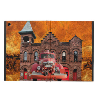 1947 International Fire Truck Design iPad Air Cover