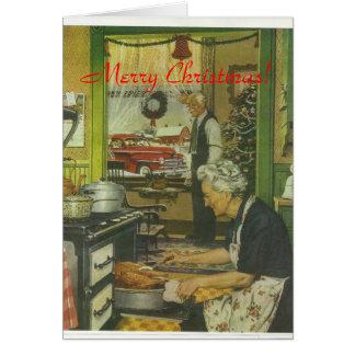 1947 Plymouth Christmas Card
