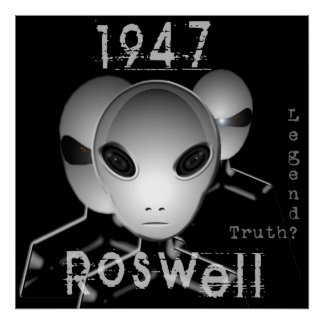 1947 Roswell Print