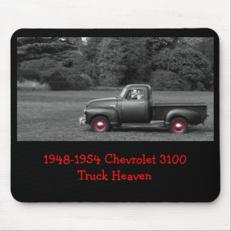 1948-1954 Chevrolet 3100 Truck Mouse Pad