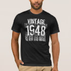 1948 Birthday Year - The Best 1948 Vintage T-Shirt