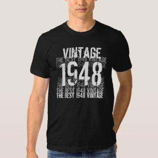 1948 Birthday Year - The Best 1948 Vintage Tshirt