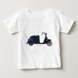1948_Pacemaker_Cushman_Texturized Baby T-Shirt