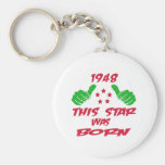 1948 this star was born keychains