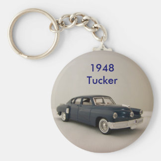 1948 Tucker Vintage Car Keychain