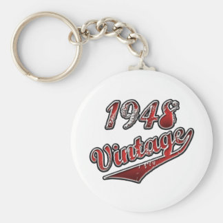 1948 Vintage Key Ring