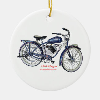 1948_Whizzer_Texturized Christmas Ornament