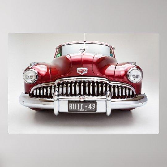 1949 Buick Super Eight Print