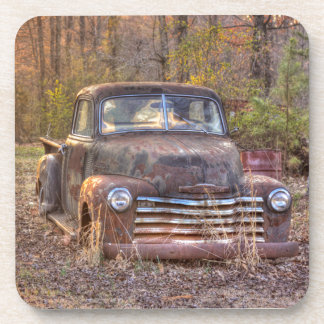 1949 Chevy Lawn Ornament Coaster