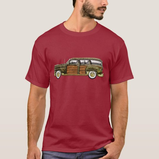 1949 Chrysler Town & Country Station Wagon T-Shirt