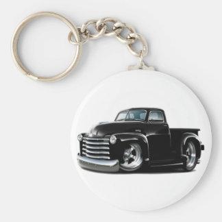 1950-52 Chevy Black Truck Keychains