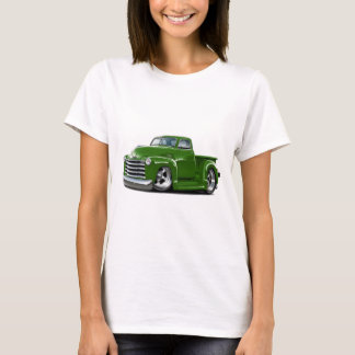 1950-52 Chevy Green Truck T-Shirt