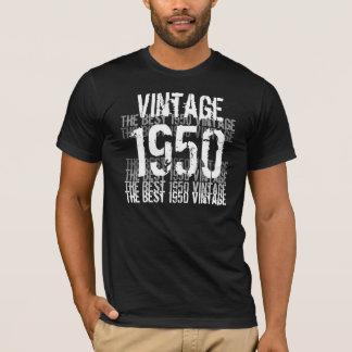 1950 Birthday Year - The Best 1950 Vintage T-Shirt