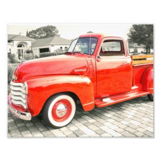 1950 Chevrolet 3100 Pickup Photo Art