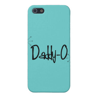 1950 Daddy-O  iPhone 5 Case