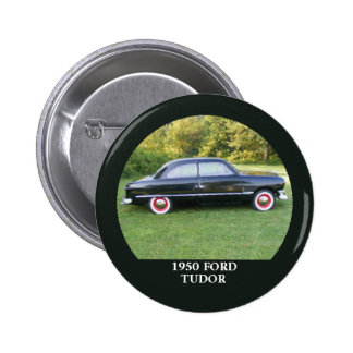 1950 Ford Tudor Button