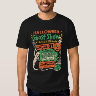 1950 Halloween Ghost Show Tees