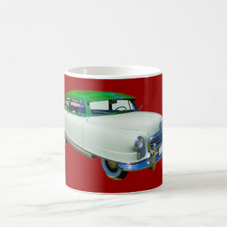 1950 Nash Ambassador Antique Car Mugs