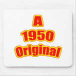 1950 Original Red