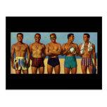 1950s Beach Dudes