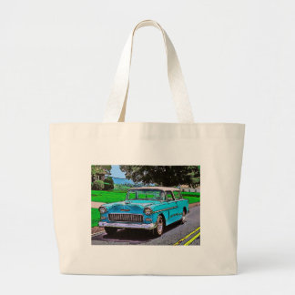 1950's Chevy Nomad Tote Bag