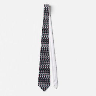 1950s Diner  Abstract MidCentury Tie