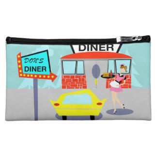 1950's Diner Makeup Bag