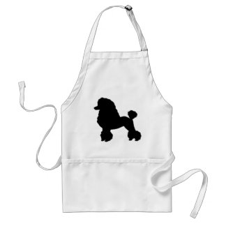 1950's Poodle Skirt Inspired Apron