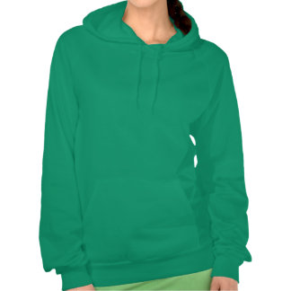 1950's Retro Style Funny Slogan Hooded Pullovers