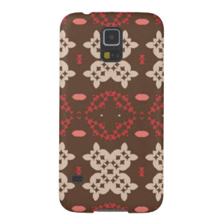 1950's Vintage Wallpaper Design Galaxy S5 Covers