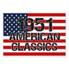 1951 American Classics Invitation