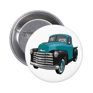 1951 Chevrolet Stepside Pickup Truck Button