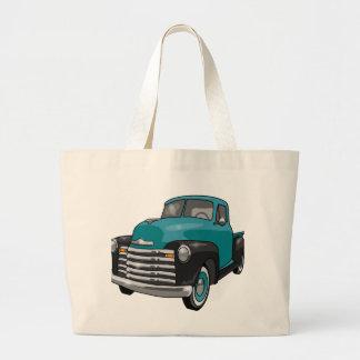 1951 Chevrolet Stepside Pickup Truck Canvas Bags