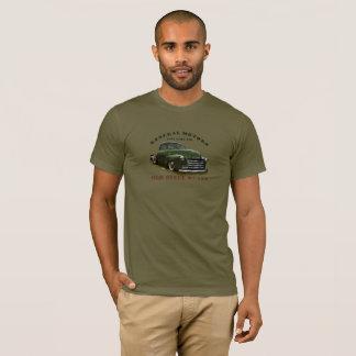 1951 General Motors GMC 100 Truck. Old Steel Rules T-Shirt