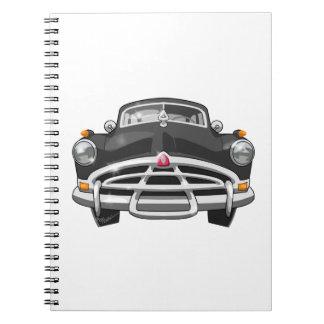 1951 Hudson Spiral Notebook