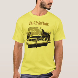 1951 Pontiac Chieftain T-Shirt
