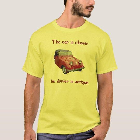 1952 Crosley Hot Shot T-Shirt