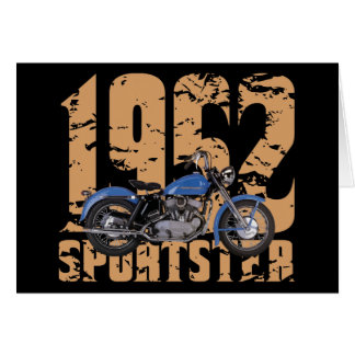 1952 Sportster Greeting Card