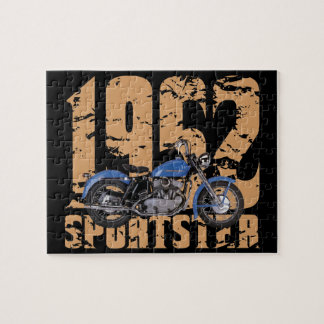 1952 Sportster Jigsaw Puzzles