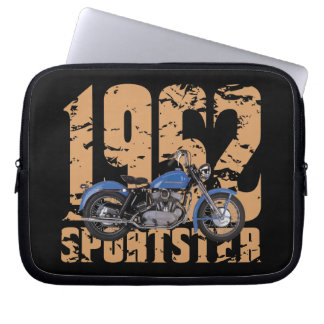 1952 Sportster Laptop Sleeves