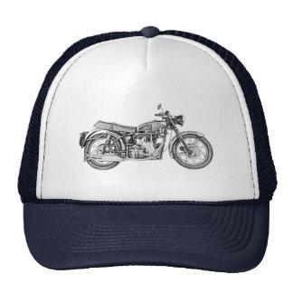1952 Velocette Venom Motorcycle Cap