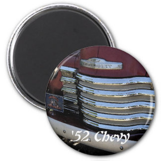 1952 Vintage Chevy Truck Grill - Magnet