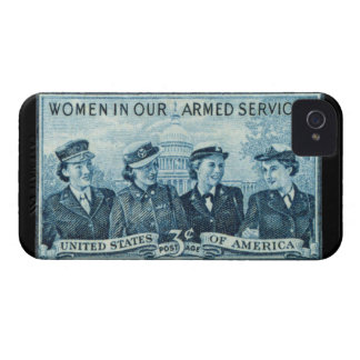 1952 Women in US Armed Services iPhone 4 Case-Mate Cases