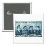 1952 Women in US Armed Services Stamp Badges