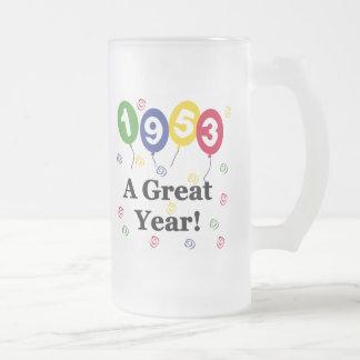 1953 A Great Year Birthday Mug