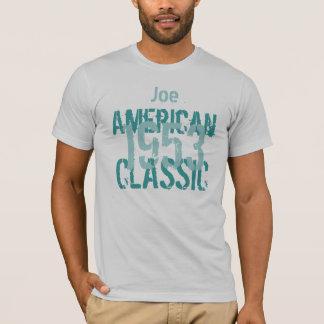 1953 American Classic Custom Name Silver G224 T-Shirt
