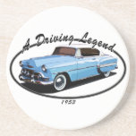 1953 Bel Air T Shirt Drink Coaster